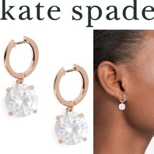 KATE SPADE NEW YORK bright idea drop earrings